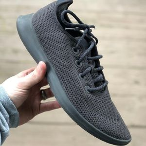 Allbirds Tree Runners.